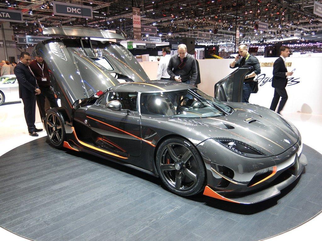Koenigsegg завершил производство гиперкара-рекордсмена