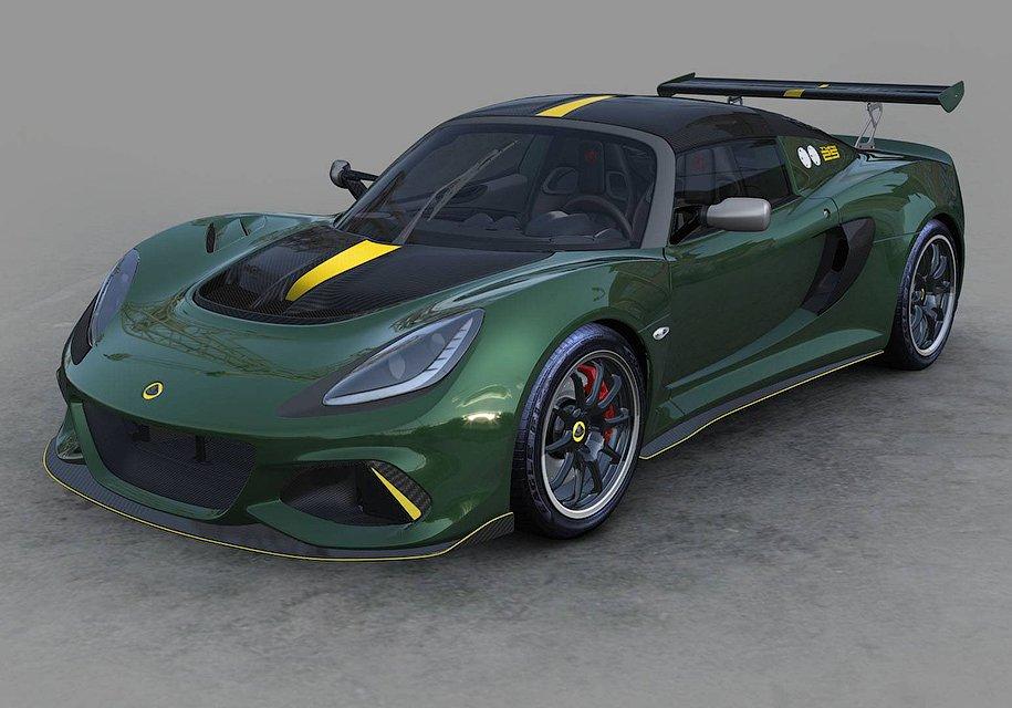 Компания Lotus выпустила эксклюзивный спорткара Exige – Cup 430 Type 25