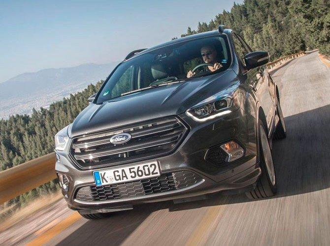 «Автостат»: Кроссоверы Форд Kuga подорожали вРФ на16 000 руб.
