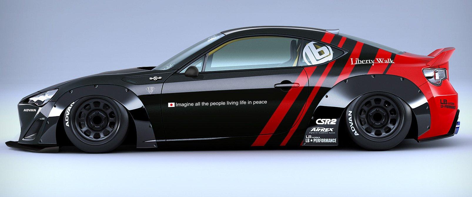 Сайт тюнинговых ателье японских автомобилей авто тюнинг тойота карина 2 фото