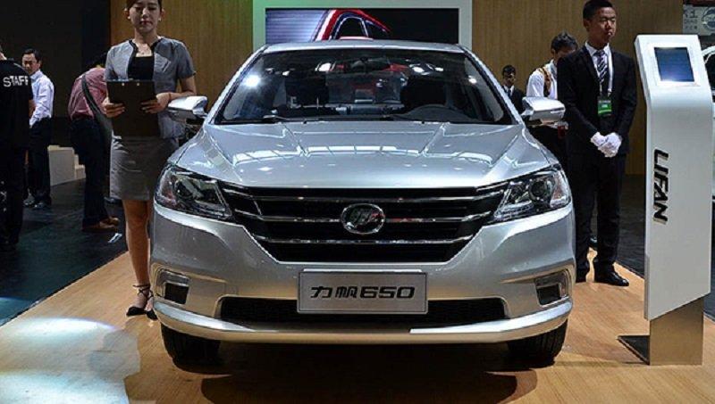 На автомобильном салоне встолице Китая состоится презентация обновленного поколения Лифан Solano