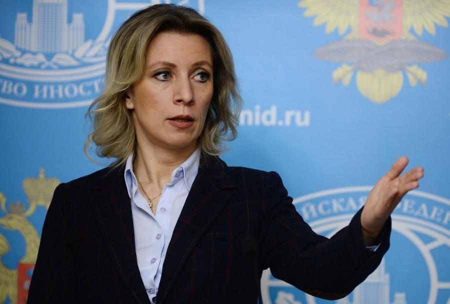 Захарова: РФ ответит насанкции США