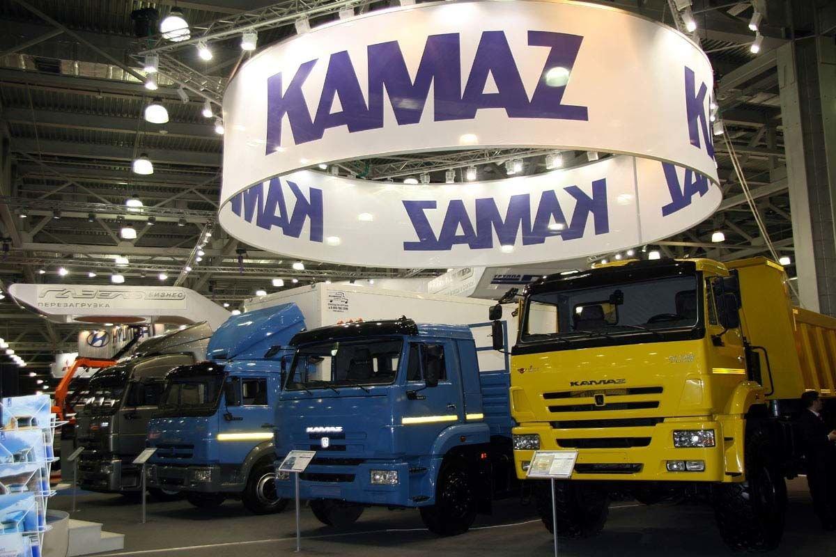 «КАМАЗ» с начала года выпустил почти 8 тысяч грузовиков