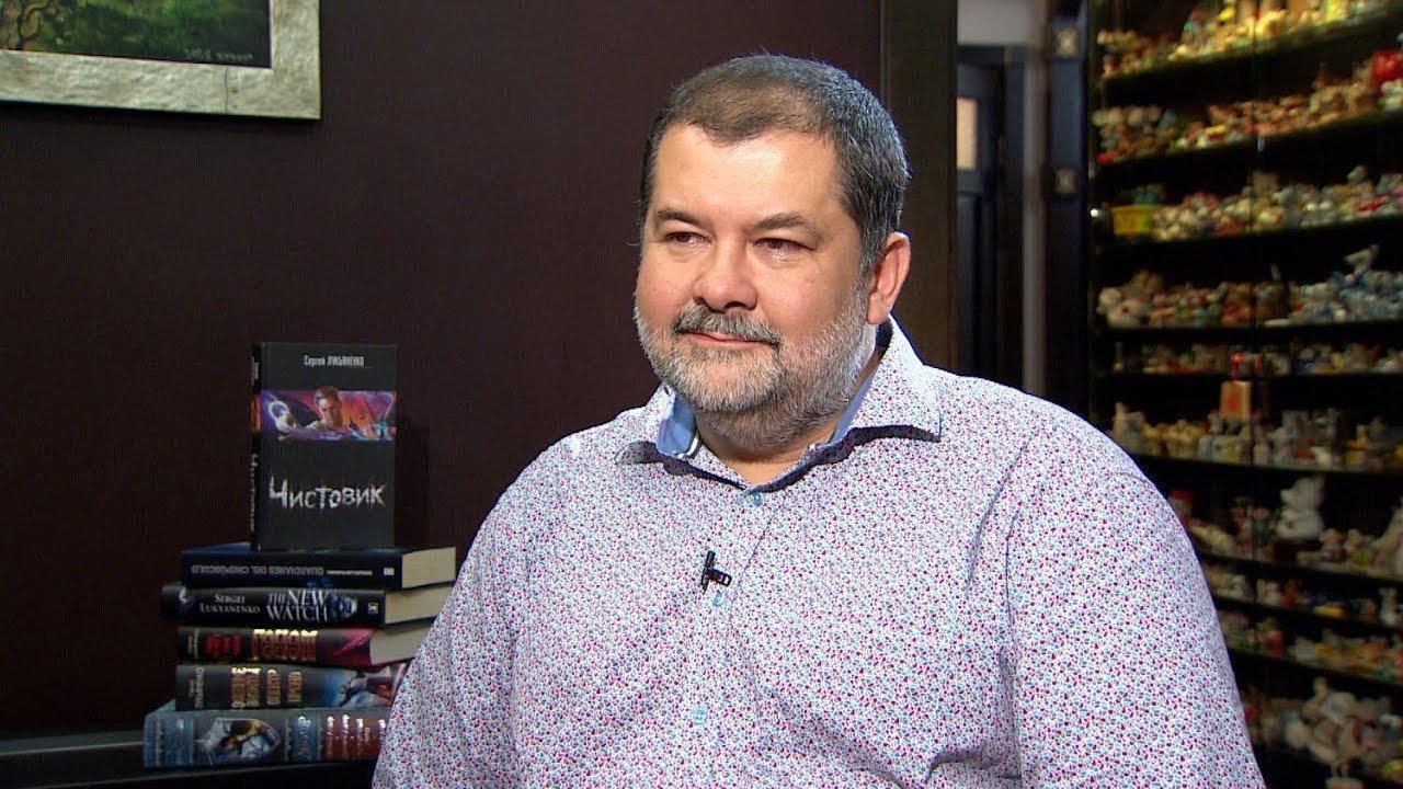 Сергей Лукьяненко планирует написать седьмую книгу изсерии «Дозоры»