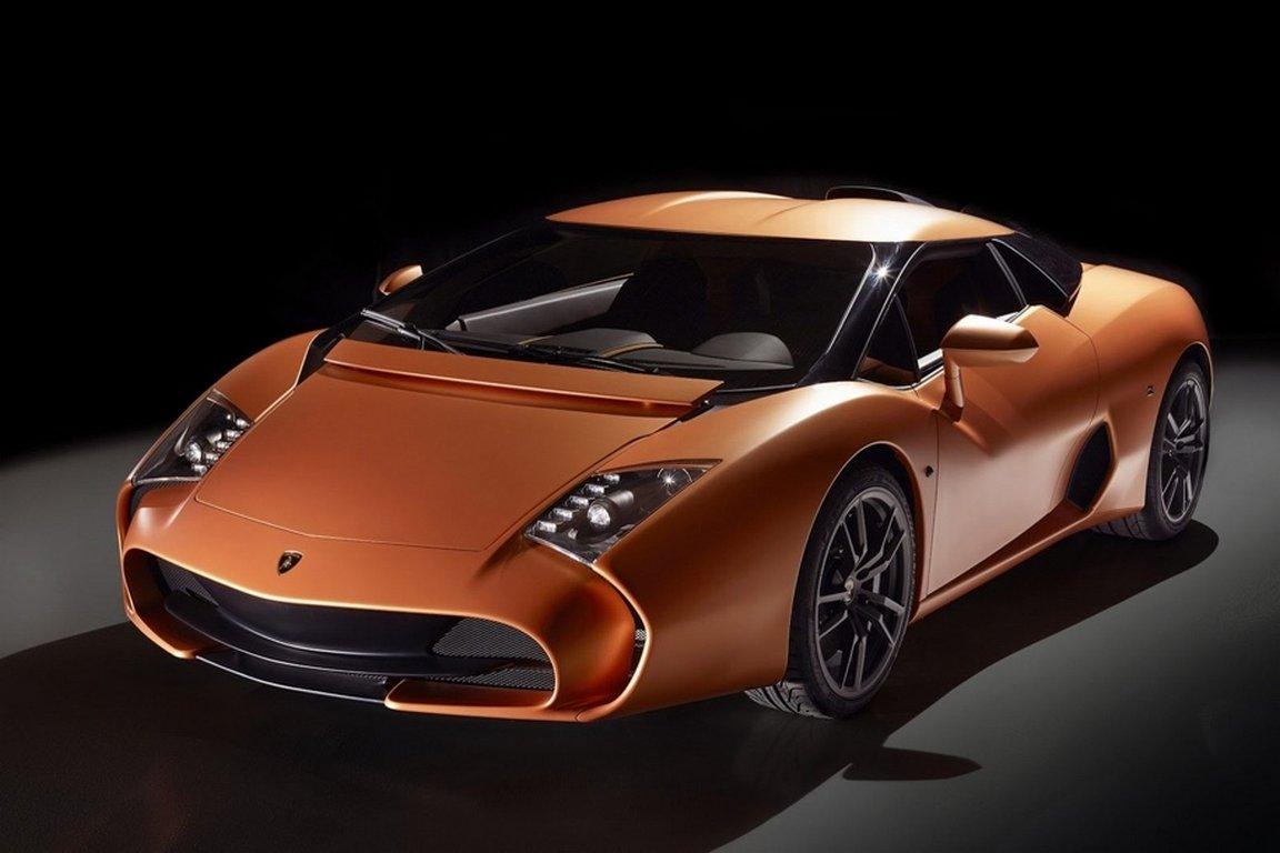 Zagato готовит эксклюзивный суперкар набазе Lamborghini Gallardo