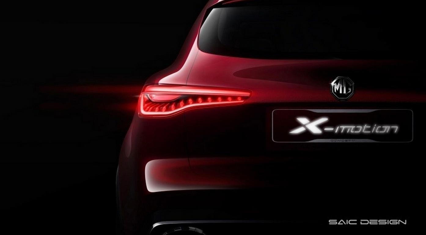 MGX-motion: предвестник нового флагманcкого джипа