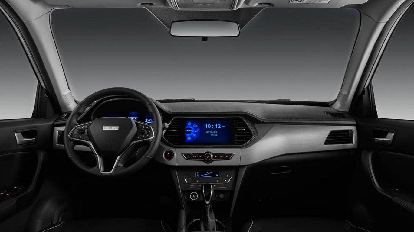 Lifan X70 может оказаться дешевле миллиона рублей