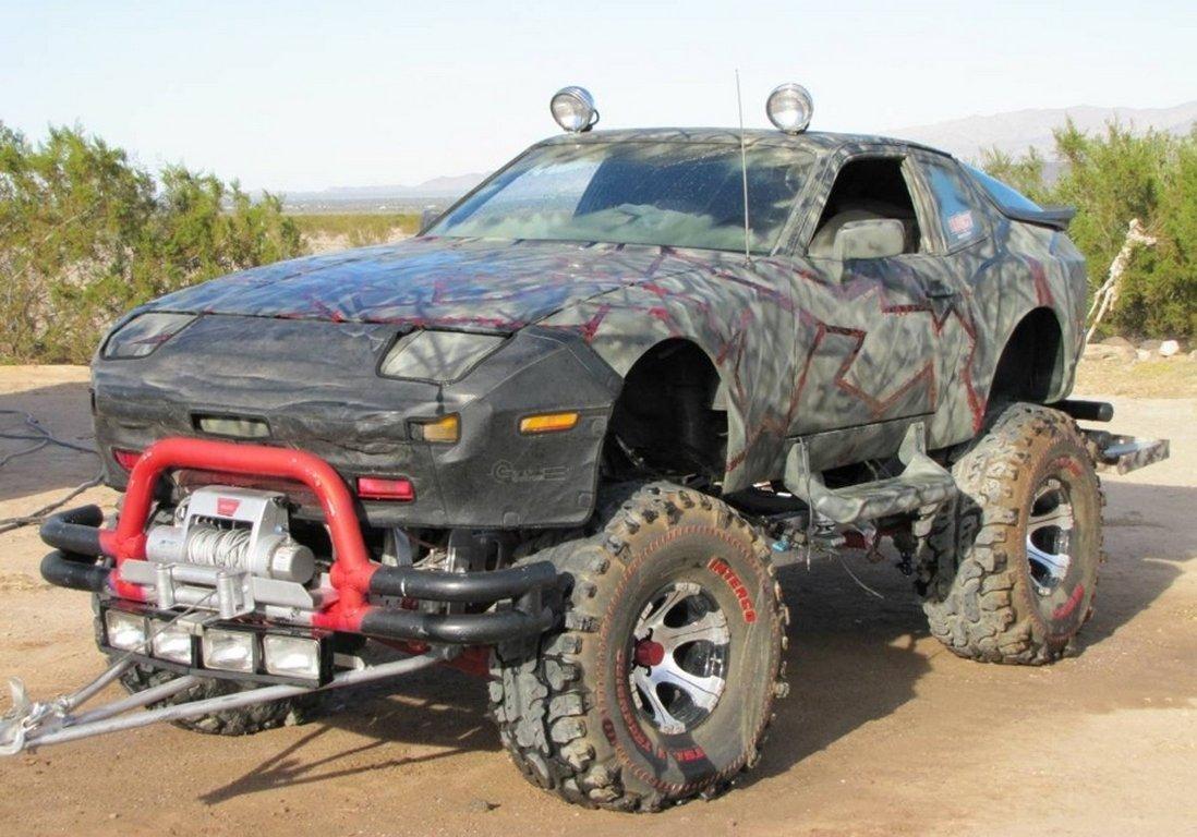 Порше наплатформе Форд Bronco реализуют за4,5 тысячи долларов