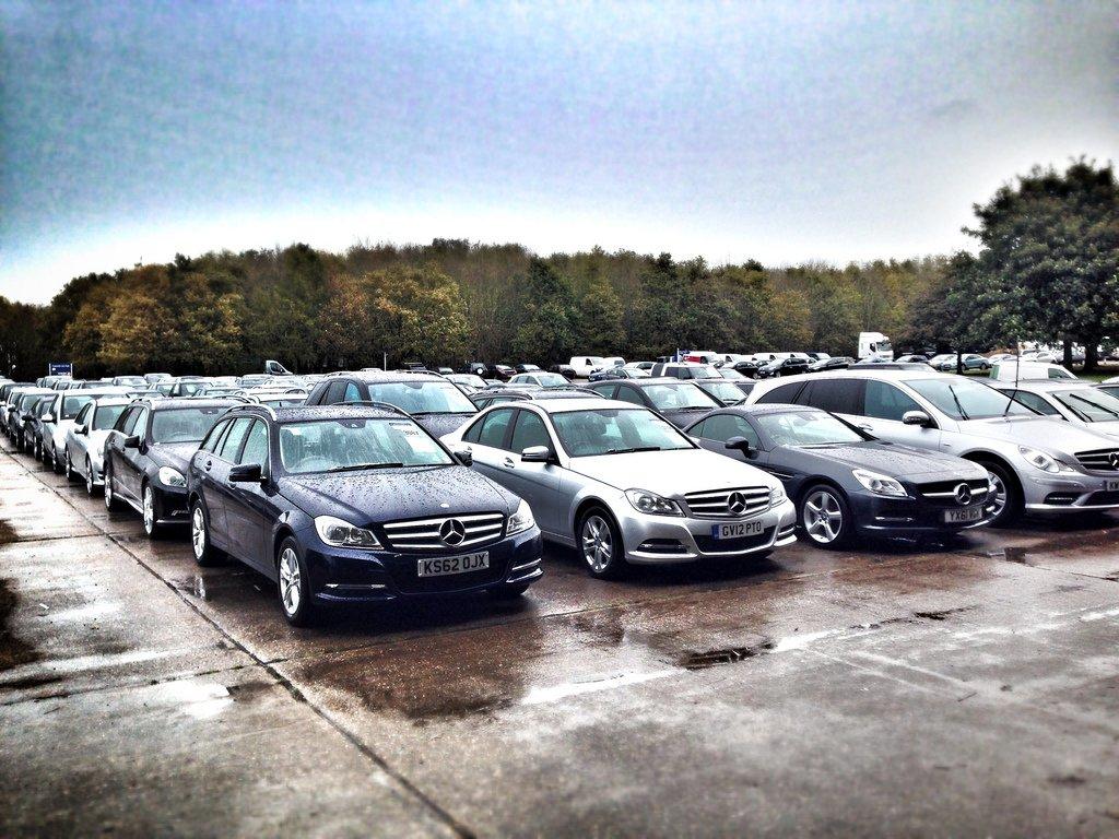 В России насчитывается порядка 2,8 млн премиальных автомобилей