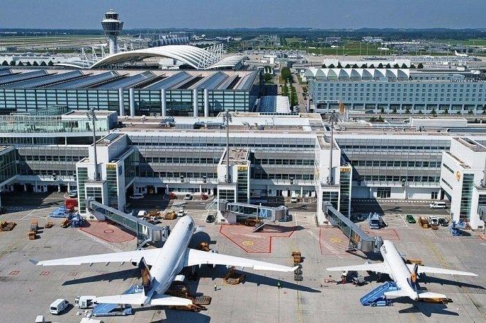 ВМюнхене задержали 76-летнюю россиянку из-за неверных сведений огостинице