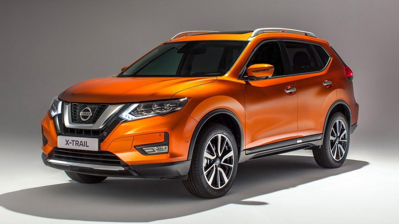 В марте Nissan X-Trail стал бестселлером марки