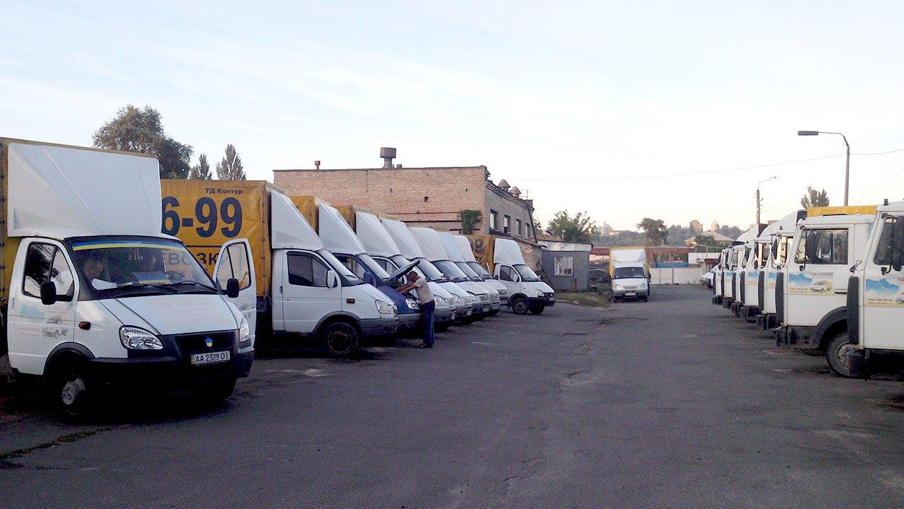 Каждой десятой машиной в Российской Федерации владеет юридическое лицо
