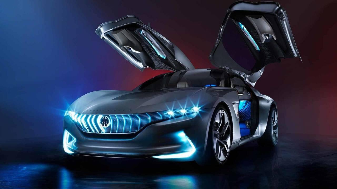 Компания Pininfarina к 2020 году разработает свой электрогиперкар