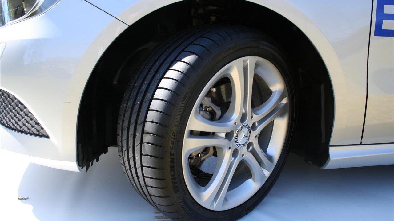 Компания Goodyear разработала уникальные шины для электрических авто