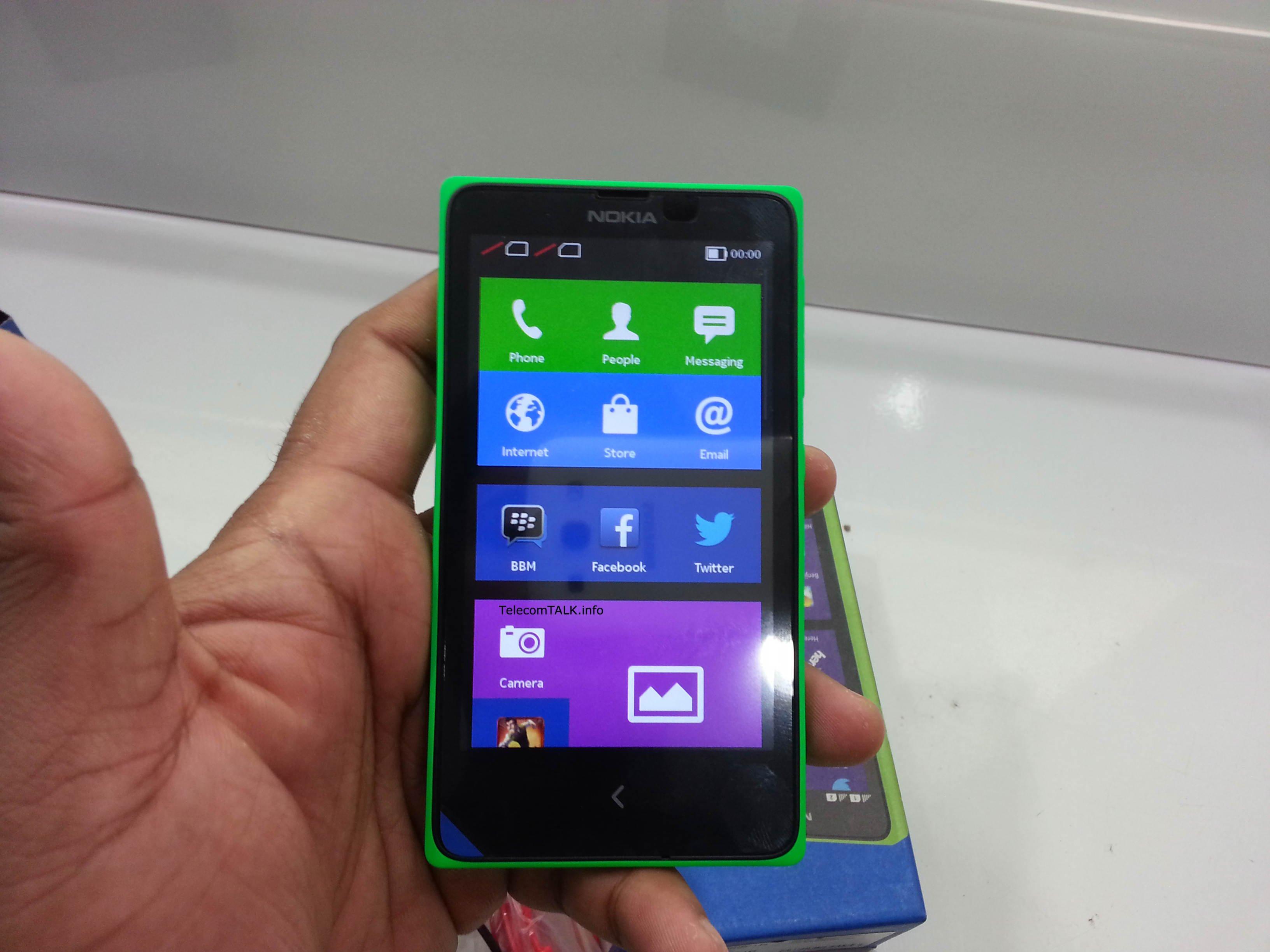 Икс либо 10: финны готовят квыходу смартфон нокиа X