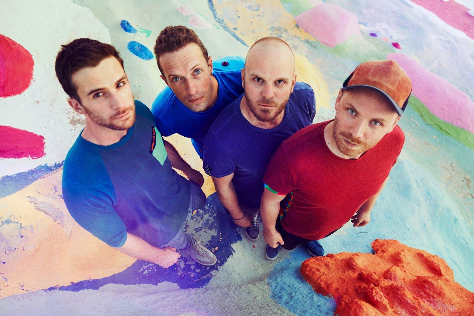 Coldplay— лидер рейтинга наилучших песен самых ненавистных групп