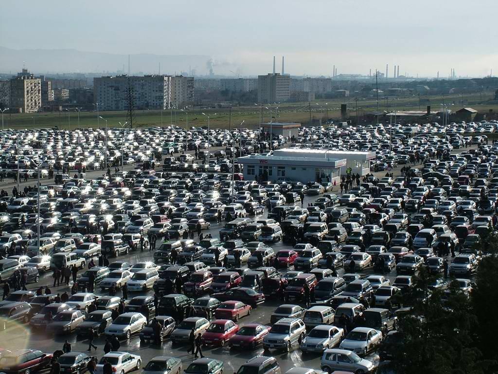 В РФ продается в3,5 раза больше подержанных авто, чем новых