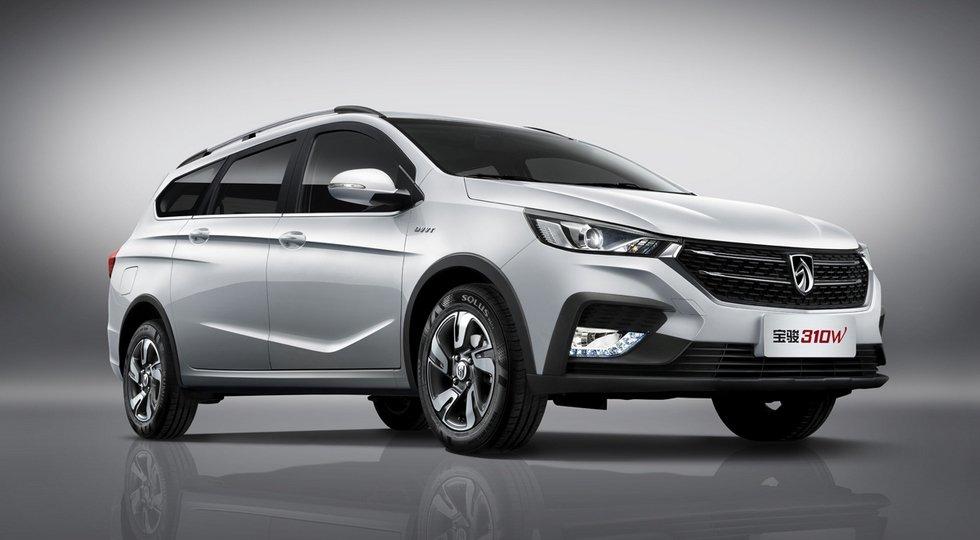 Представлена новая версия универсала Baojun 310 Wagon