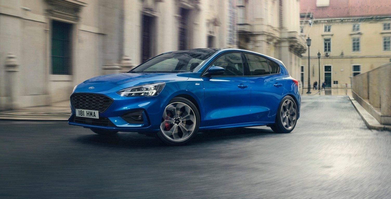 Хот-хэтч Ford Focus ST получит двигатель от хардкорной версии RS