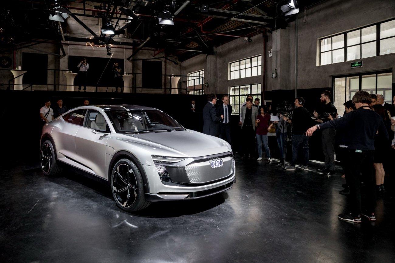 Ауди планирует к 2023 торговать в КНР 1,2 млн авто