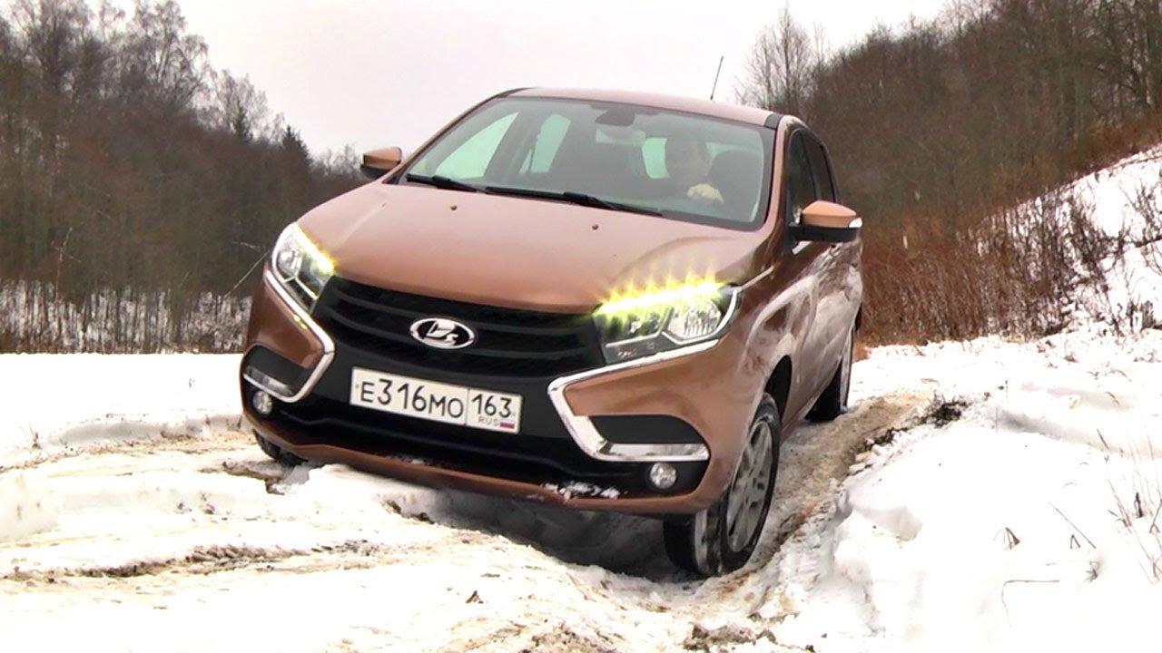 ВТатарстане за 1-ый квартал продали 4 024 машины Лада