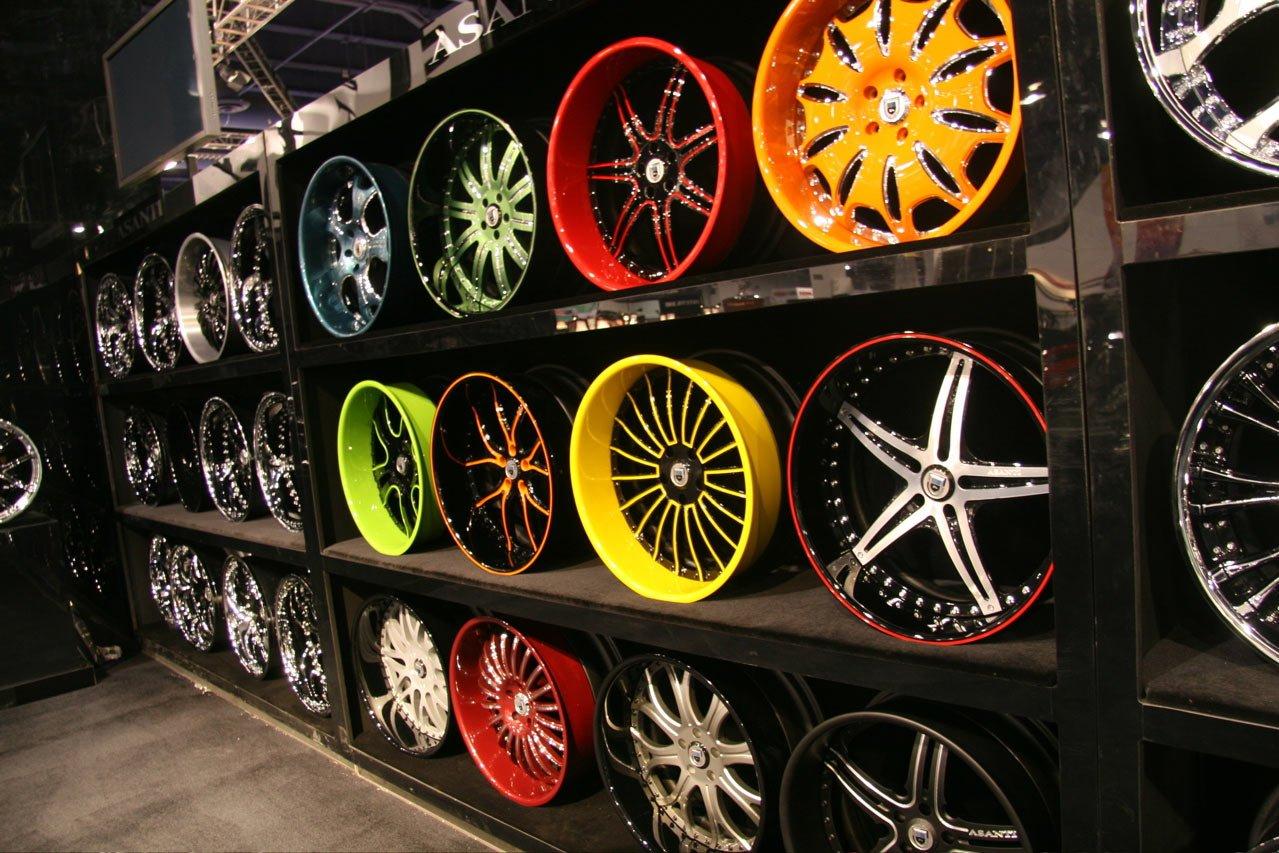 Названы 6 марок опасных колесных дисков. Непокупайте их