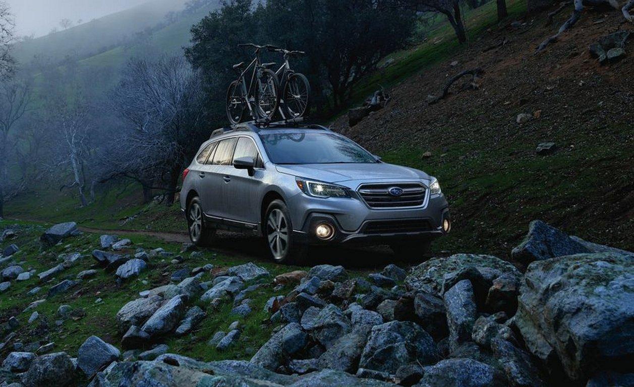 Subaru представила обновленный кросс-универсал Outback