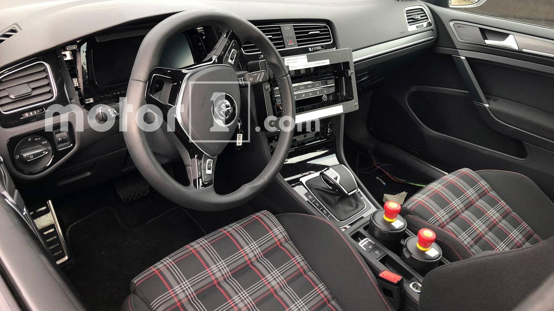 Новый тип VW Golf будет гибридным