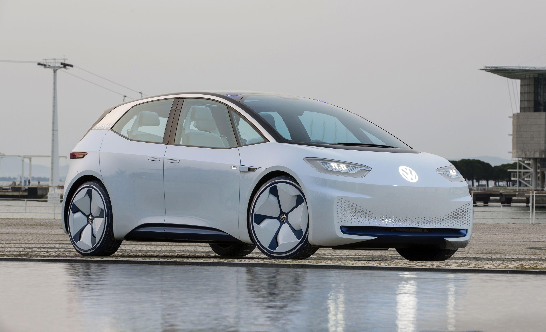 Вweb-сети показали серийный электрокар VW Neo