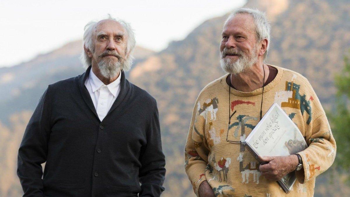 Премьера фильма Гиллиама наКаннском фестивале может сорваться