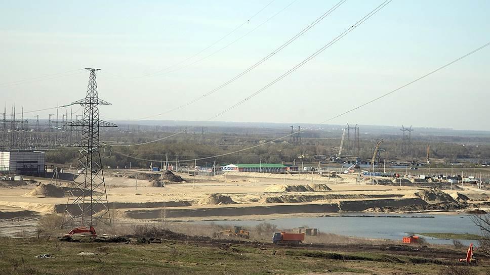 Началось строительство самого мощного энергоблока в РФ