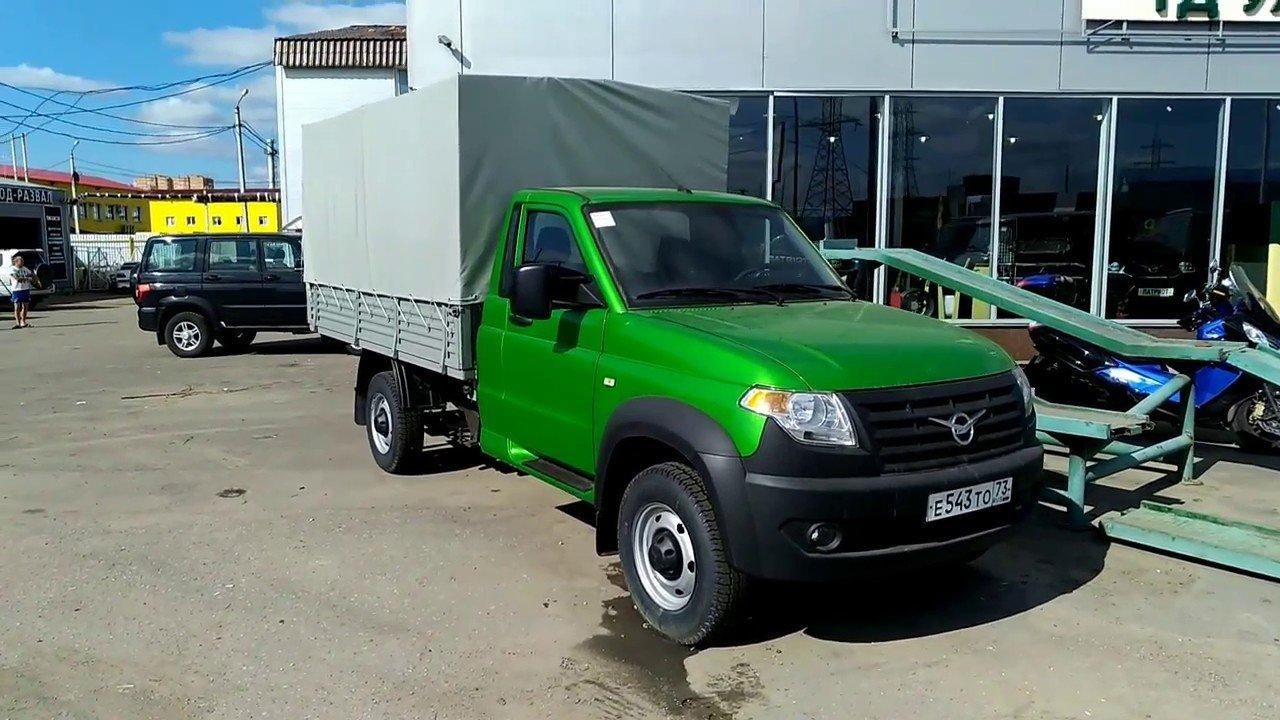 «УАЗ» рассматривает компанию производства собственных авто вУзбекистане