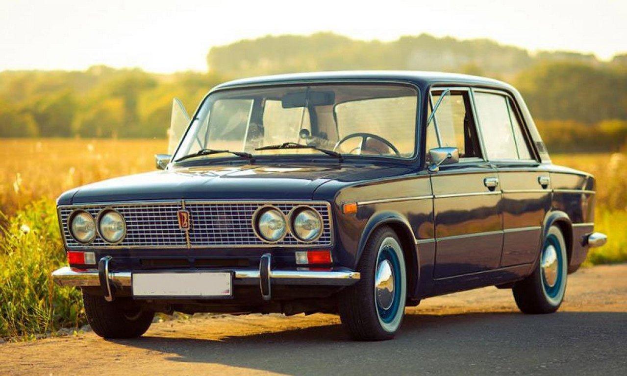 Фото русских машин