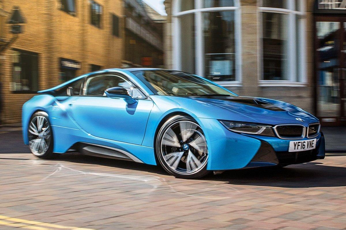 Производство электрокаров обходится слишком дорого— BMW