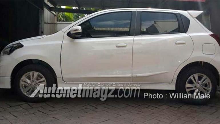 Datsun уже готов представить обновленный хетчбэкGO