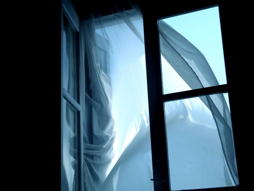 ВКирове изокна девятого этажа выпали две двухлетние девушки