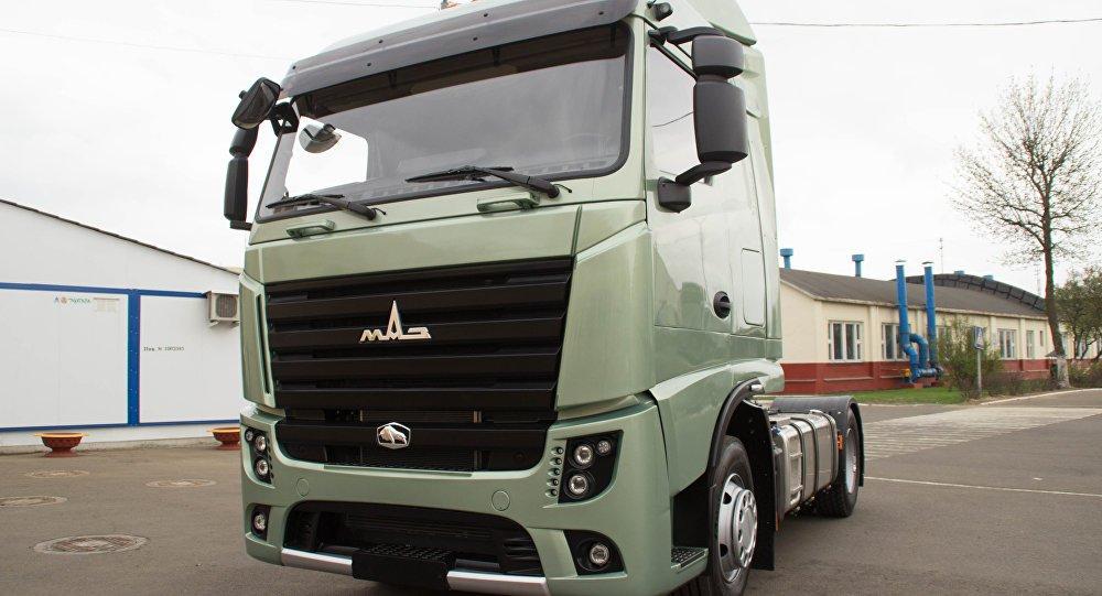 НаМАЗе запущено серийное производство фургонов Евро-6