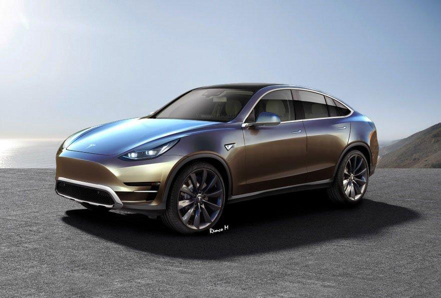 Tesla Model Yбудет производиться насекретной фабрики. Илон Маск прокомментировал ситуацию class=
