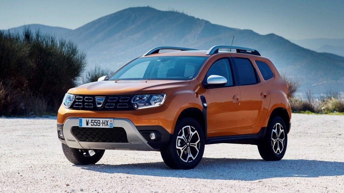 Представлено первое изображение нового кроссовера Renault для России class=