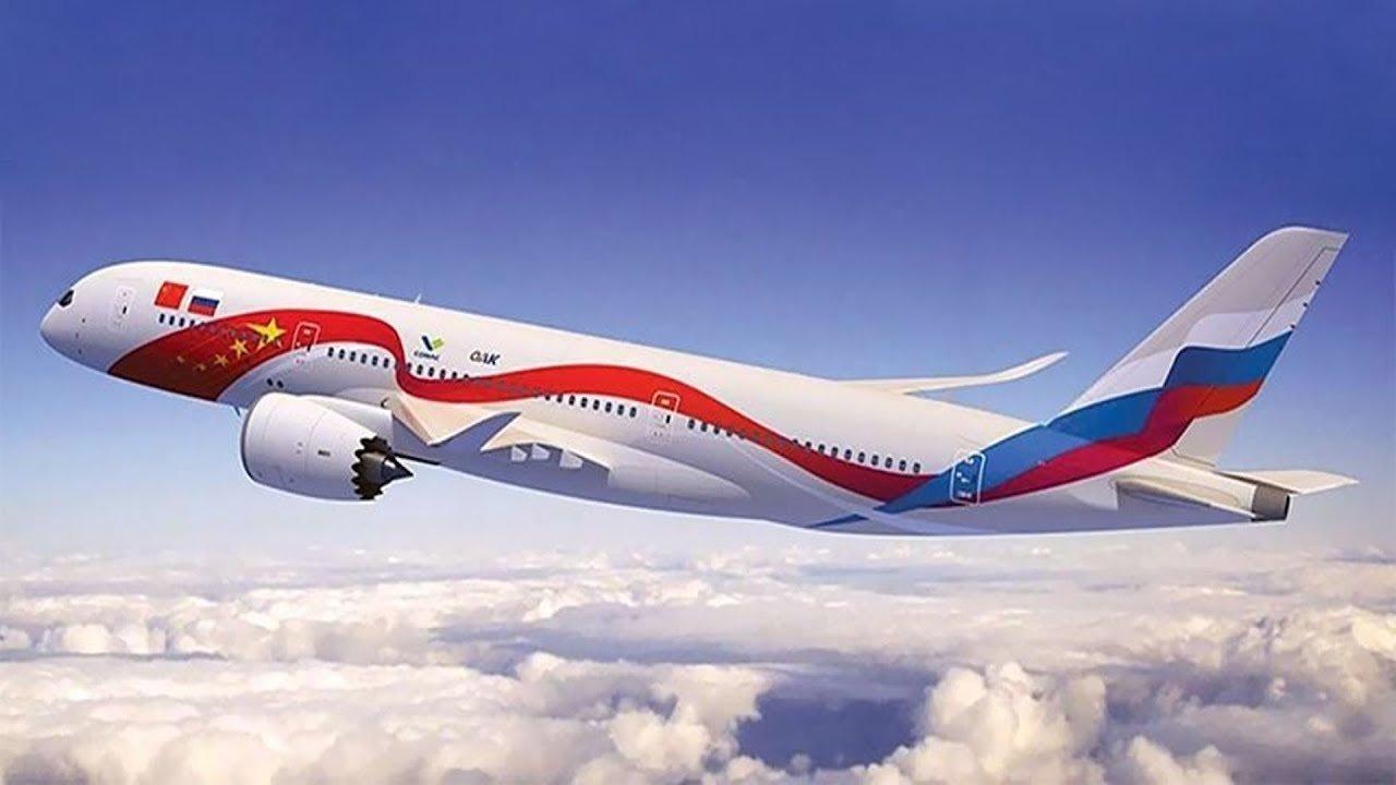 1-ый полет российско-китайского самолета CR929 задуман на 2025-й год