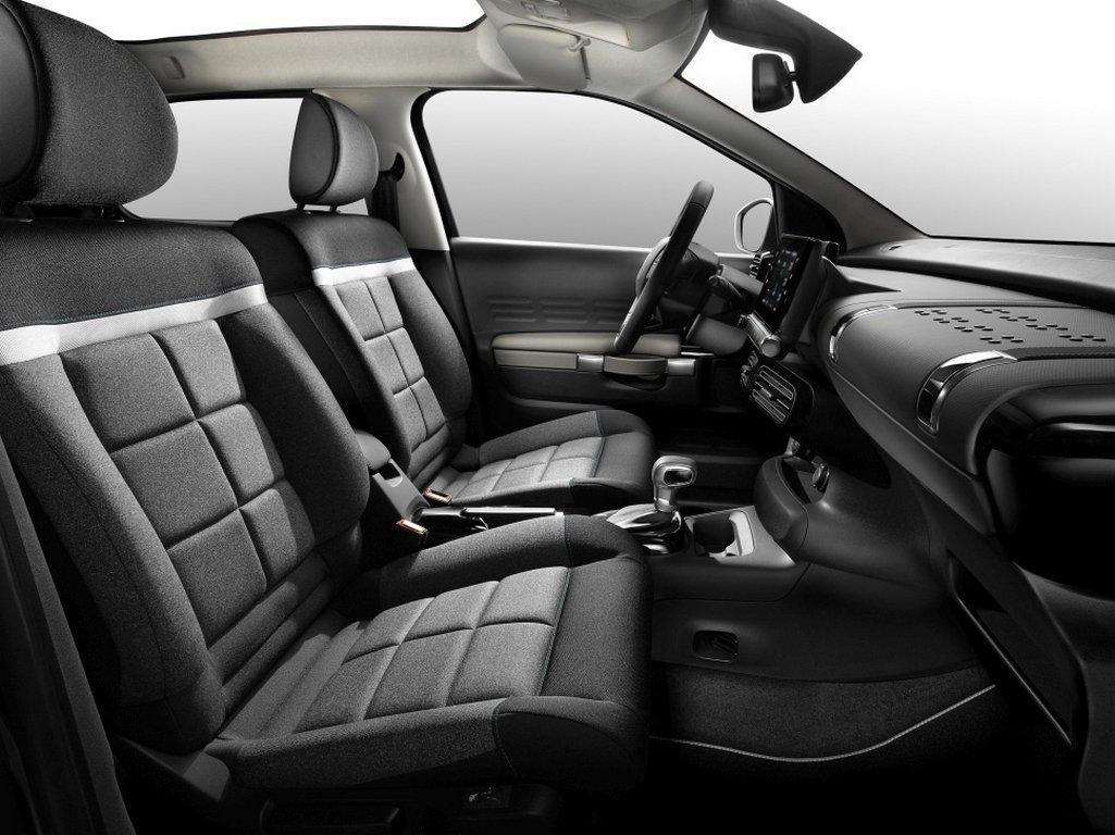 Ситроэн C4 Cactus SUV: хечтчбэк опять стал кроссовером