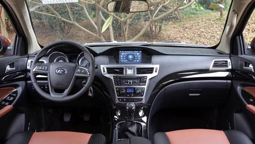 Foday разработала бюджетную копию Тойота LCPrado
