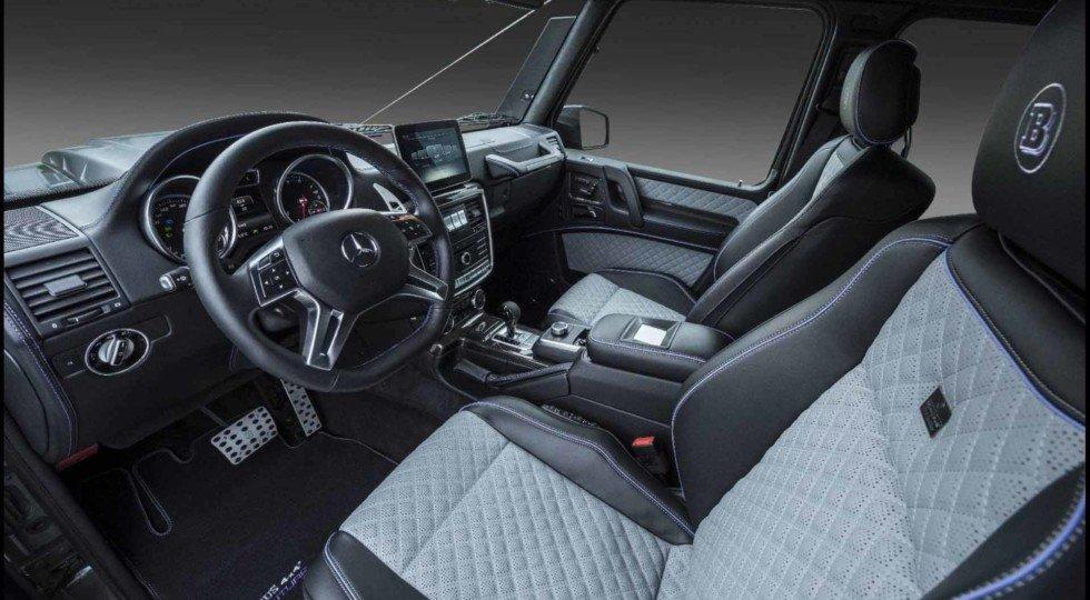 Самый внедорожный Mercedes-Benz G500 оценили в более полумиллиона евро