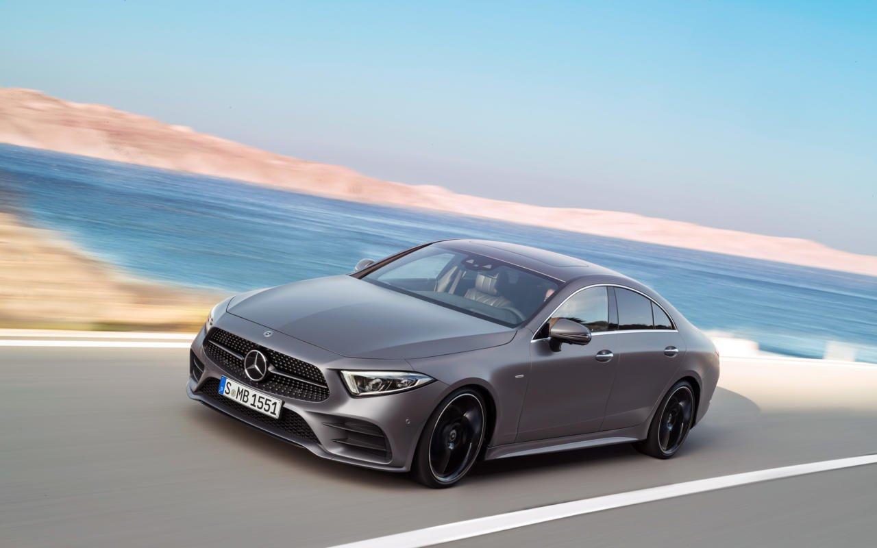 Тюнеры из Brabus доработали новое купе Mercedes-Benz CLS