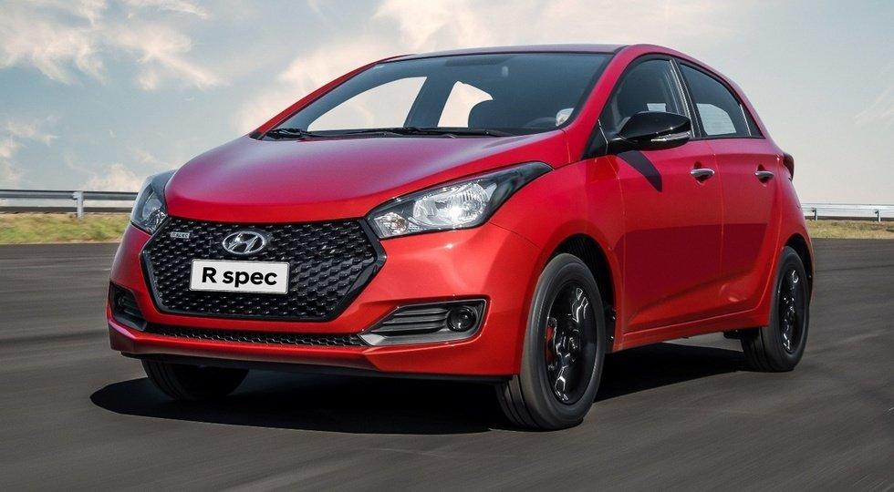 Компания Hyundai обновила бюджетное семейство HB20