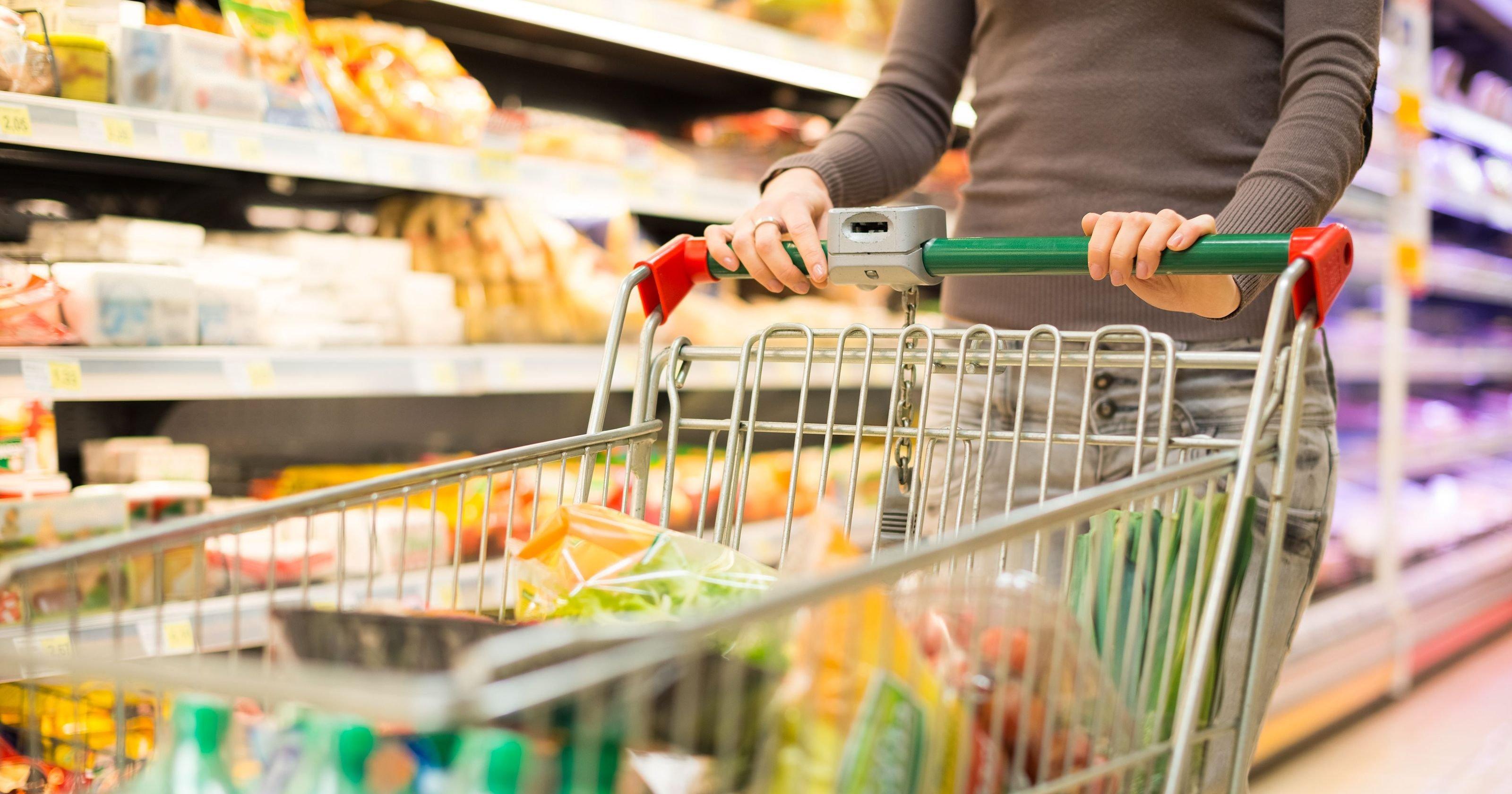 Тележки в гипермаркетах несказанно небезопасны для здоровья— Ученые