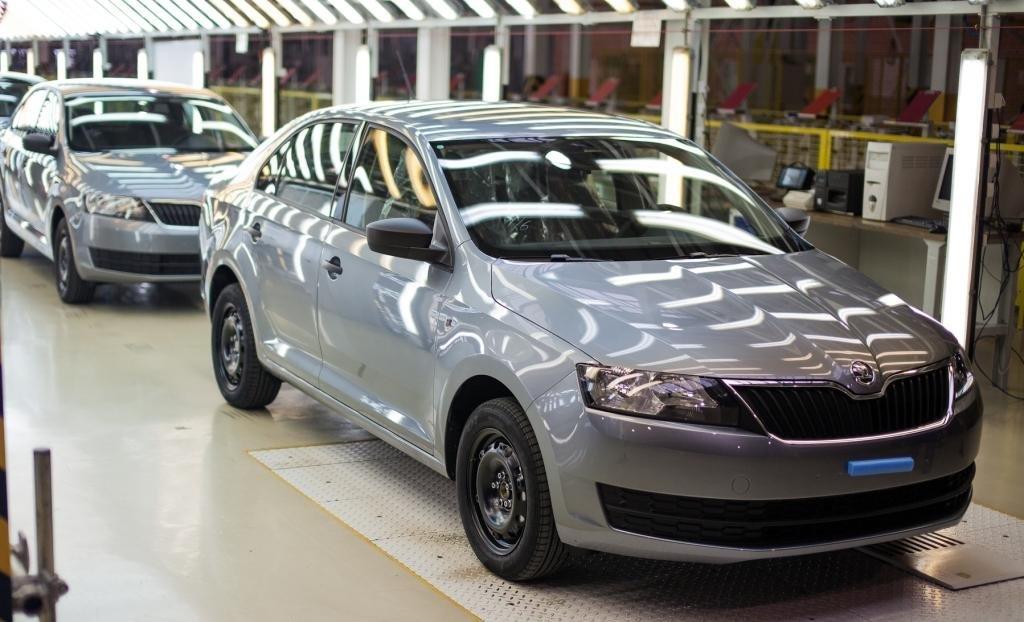 Объем автопроизводства наУкраине снизился на13%