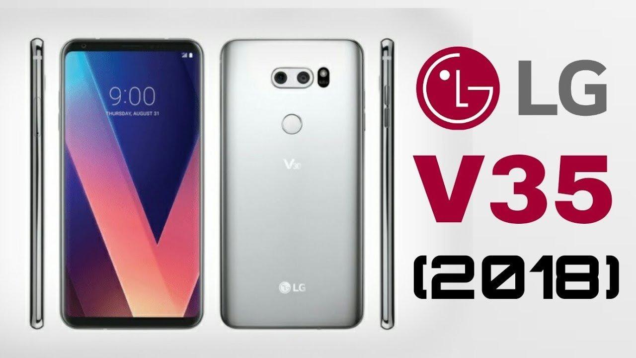 В Сеть утекли новые подробности о смартфоне LG V35 ThinQ