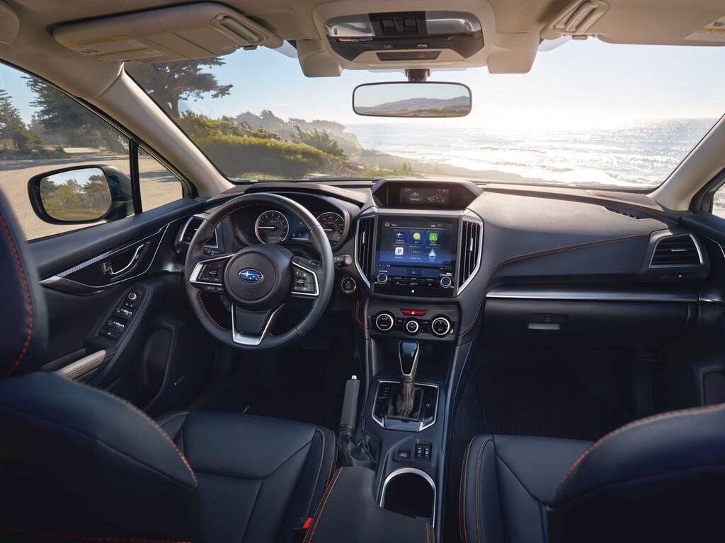 Новый гибрид Субару Crosstrek Hybrid представят кконцу текущего 2018г.