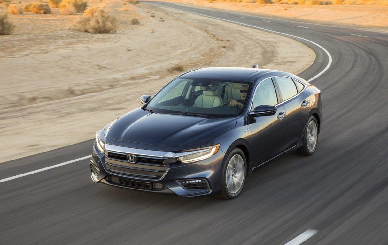 Стартовало серийное производство нового седана Хонда Insight